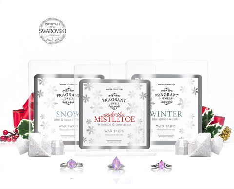 Winter Collection - Wax Tart Trio