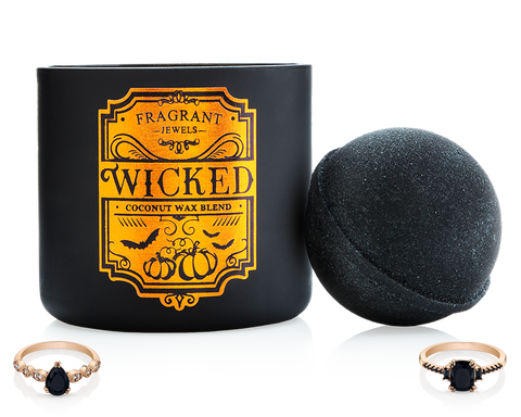 Wicked - Candle & Bath Bomb Set - Inner Circle
