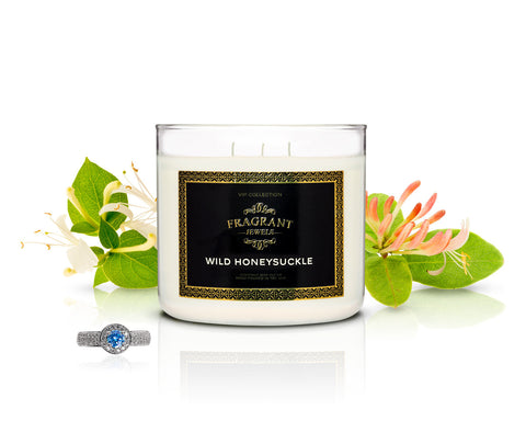 Wild Honeysuckle - Jewel Candle