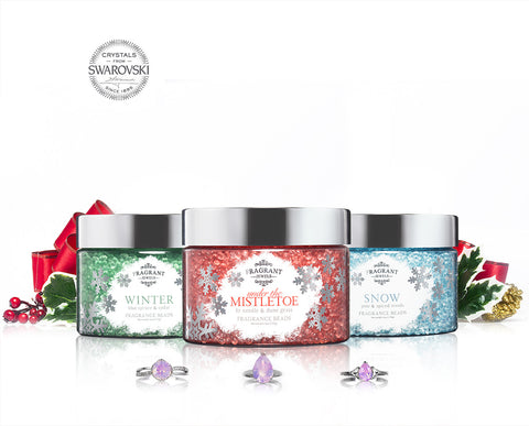 Winter Collection - Fragrance Beads Trio