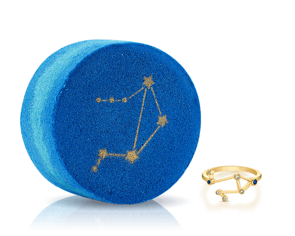 Libra - Zodiac Collection - Bath Bomb