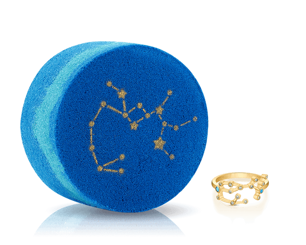 Sagittarius - Zodiac Collection - Bath Bomb