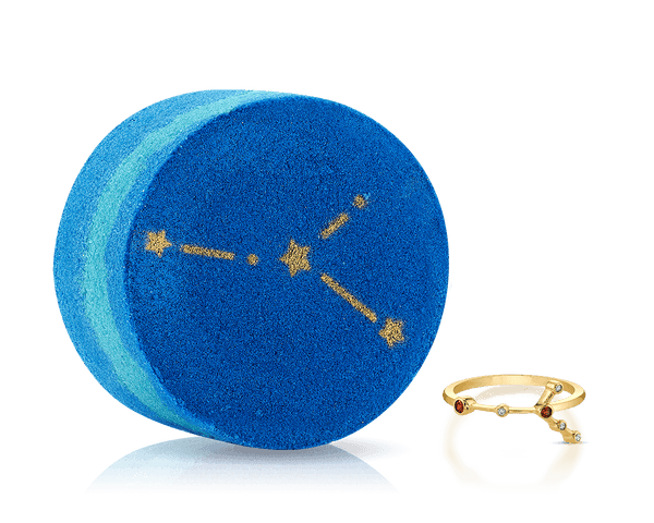 Cancer  - Zodiac Collection - Bath Bomb