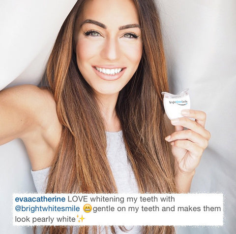 BrightWhite Smile Twin Teeth Whitening Kit