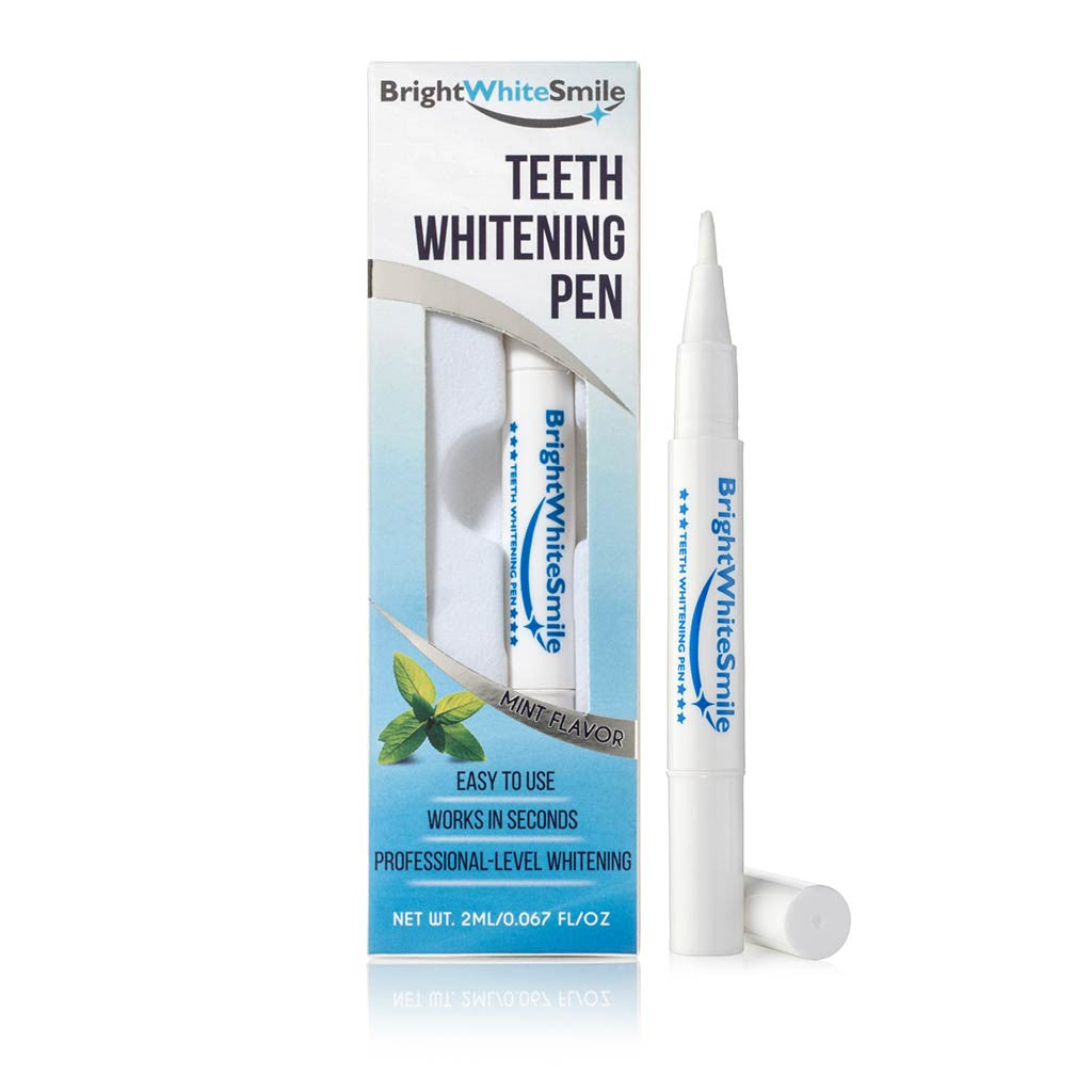 BrightWhite Smile Teeth Whitening Pen