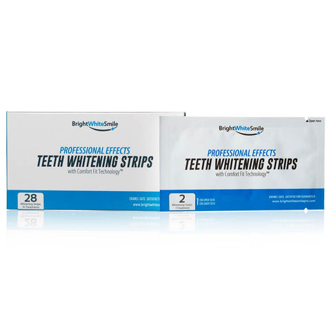 BrightWhite Smile Teeth Whitening Strips