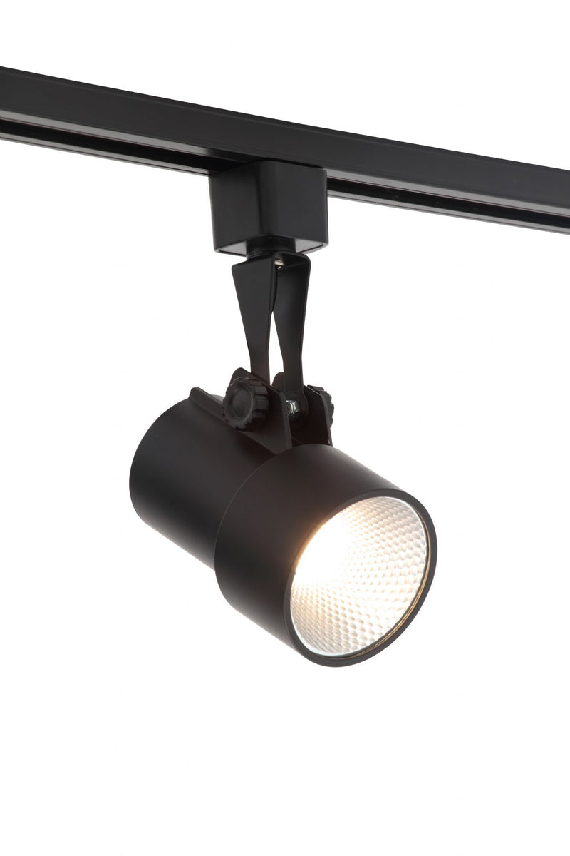 CUL-33997-BLK - Lecco LED Track Fitting Blk