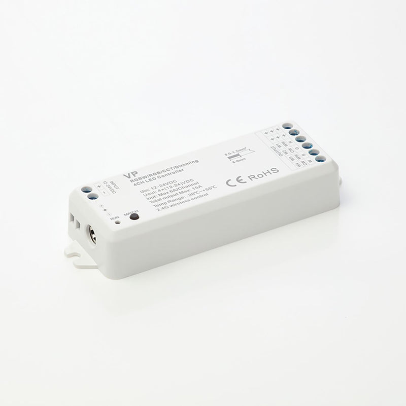 ELA-34292 - 10mm 4 Channel LED Receiver Dimmer/CTA/RGB/RGBW
