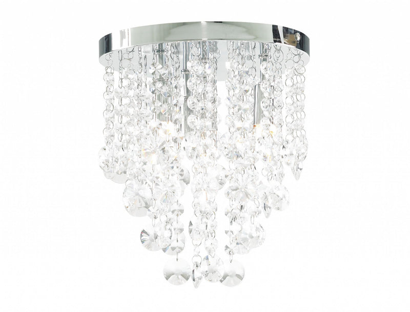 SPA-24869-CHR - Celeste 4lt Crystal Flush Chr