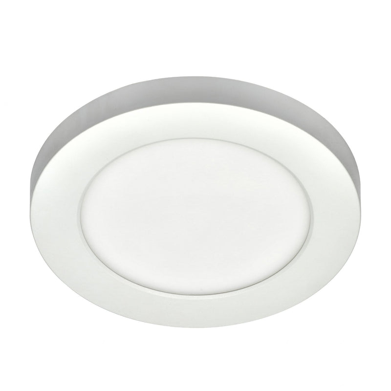 SPA-34008-WHT - Tauri 6W LED Wall/Ceiling 5-in-1 Light in White Finish