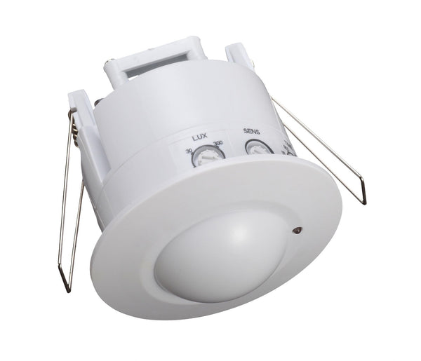 ZN-29187-WHT - Thea Recessed Microwave Sensor Wht