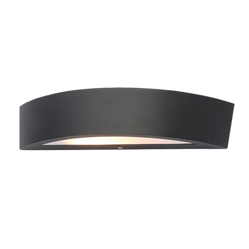 ZN-29992-BLK - Moku LED Up/Down Wall Light in Black Finish