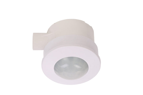 ZN-31805-WHT - Thea Conduit/Recessed & Surface PIR Sensor Wht