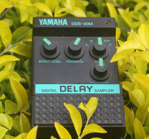 Yamaha DD2-20M 80's Digital Delay Sampler