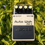 Boss Auto Wah AW-2 Pedal