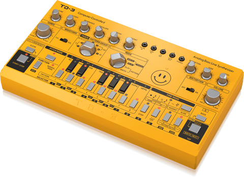 Behringer TD-3-AM Analog Bass Line Synthesizer