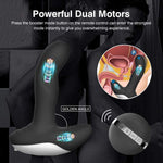 Load image into Gallery viewer, CHEVEN Wiggle-Motion Dual Motors Vibrating Anal Vibrator - loveorl