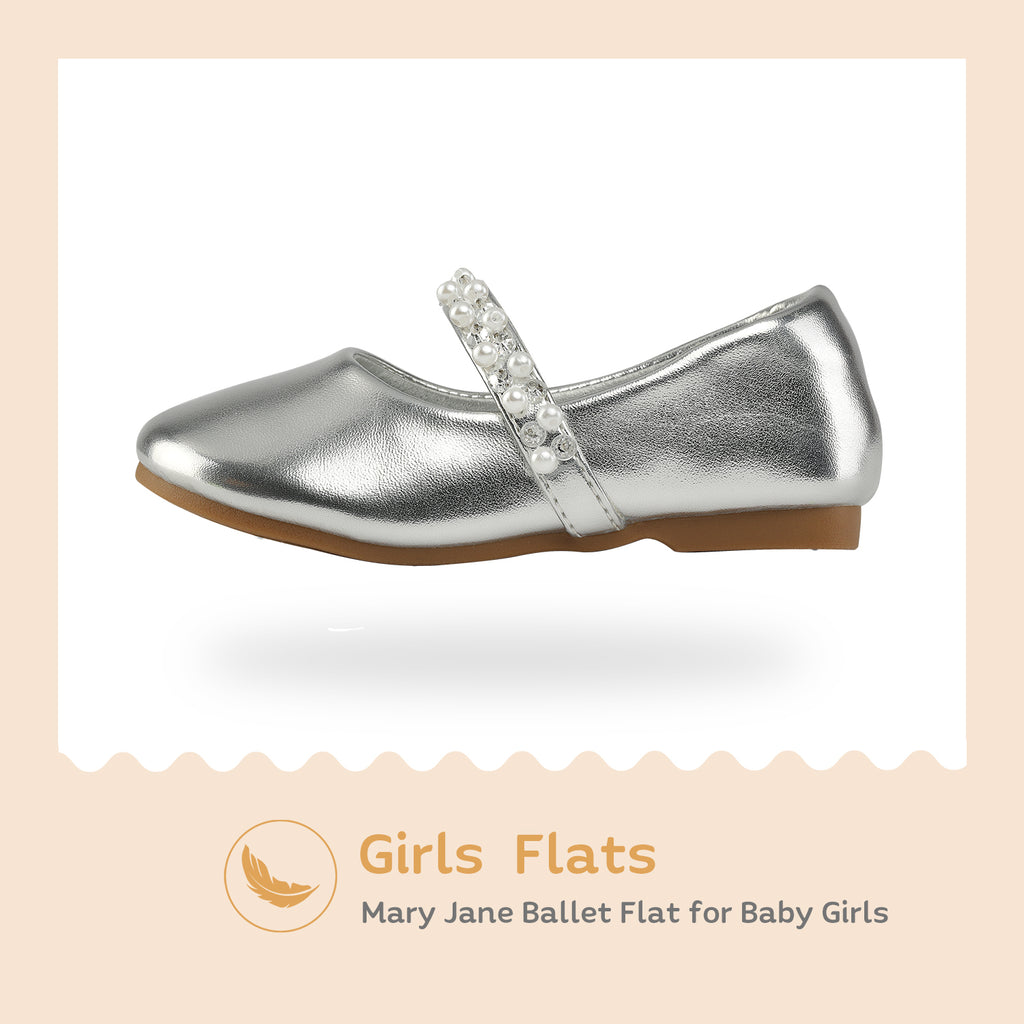 Girls SERENA-100-INF Flats