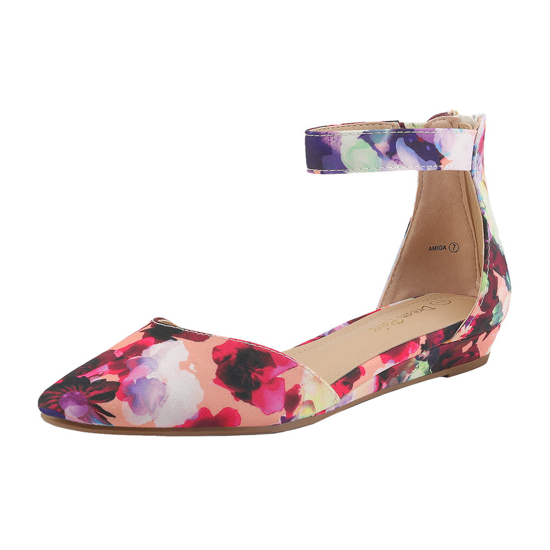 Women's AMIGA Flats Shoes