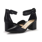 Women's Low Heel Pumps