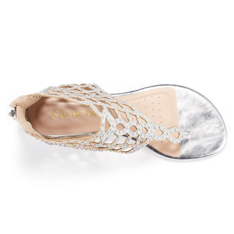 Women's JEWEL_08 Flats Sandals