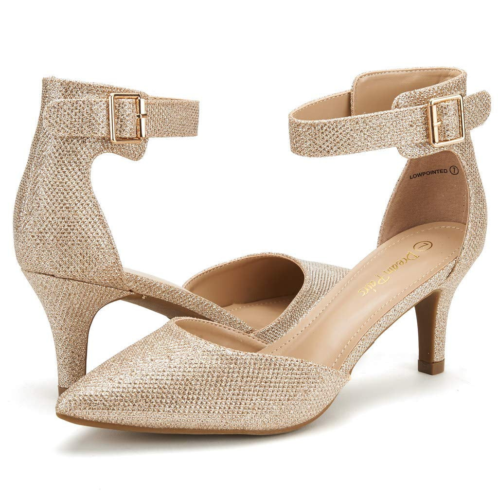 Women's LOWPOINTED-1 Pumps