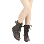 Women's MISSION Mid Calf Boots