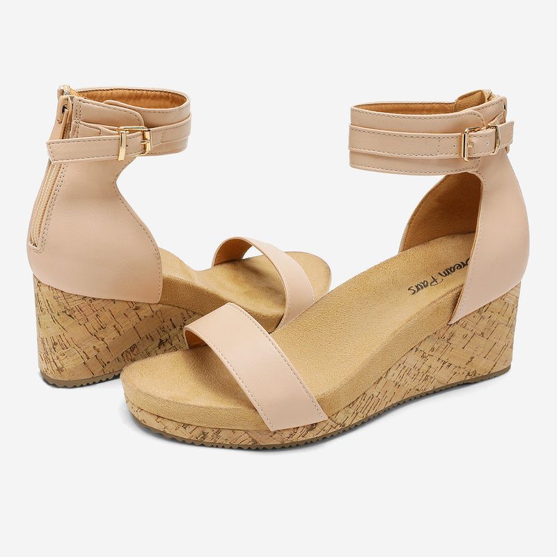 Women's NINI-6 Wedge Sandals