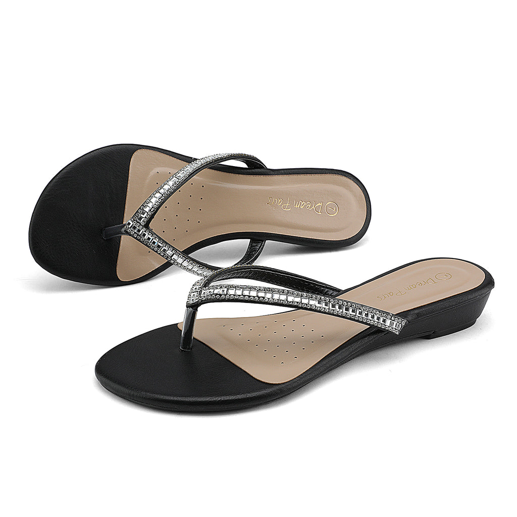 Women's JEWEL_03 Flip-Flop Sandals