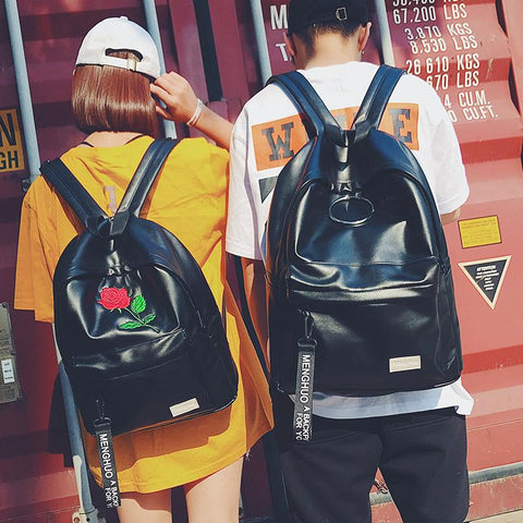 Harajuku  Lovers Rose Backpack JF1004