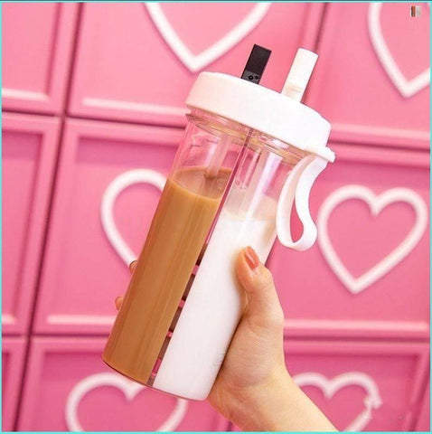 Kawaii Double Water Bottle  JF1020