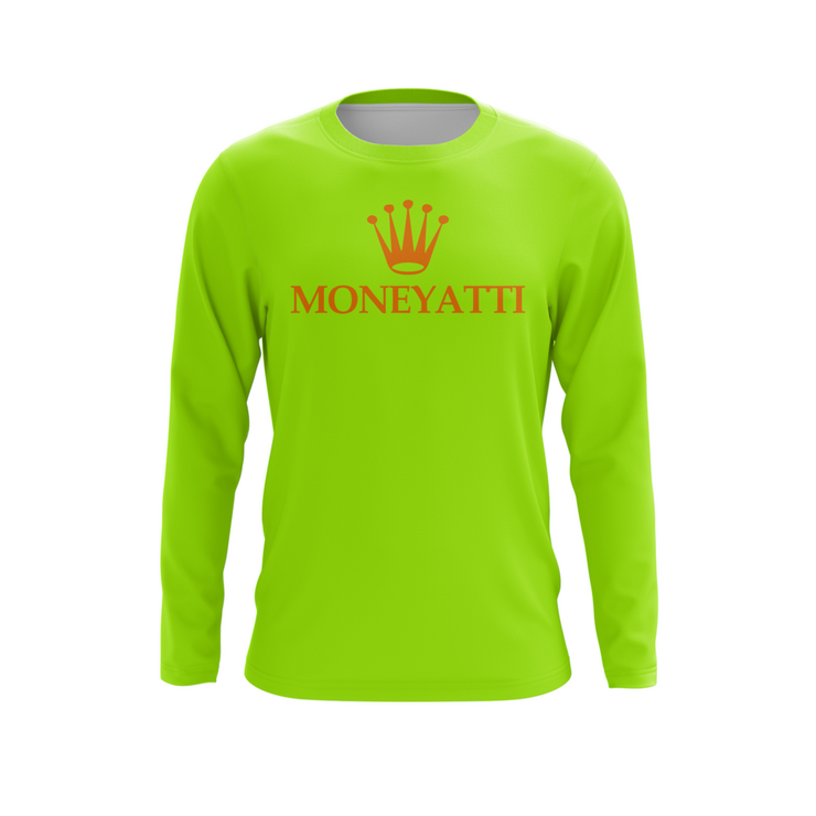 Moneyatti RL Collection Lime Green Women&