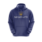 MoneYatti RL Collection navy Hoodie