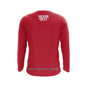 Moneyatti Millionaire Team red Women's Long sleeve T-shirt