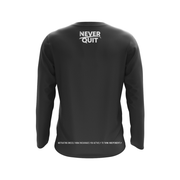 Moneyatti Millionaire Team black Long sleeve T-shirt