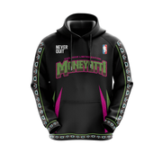 MoneYatti  Vancouver Black Women's Hoodie