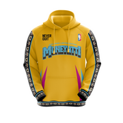 MoneYatti Vancouver Yellow Women's Hoodie - Hot Gear