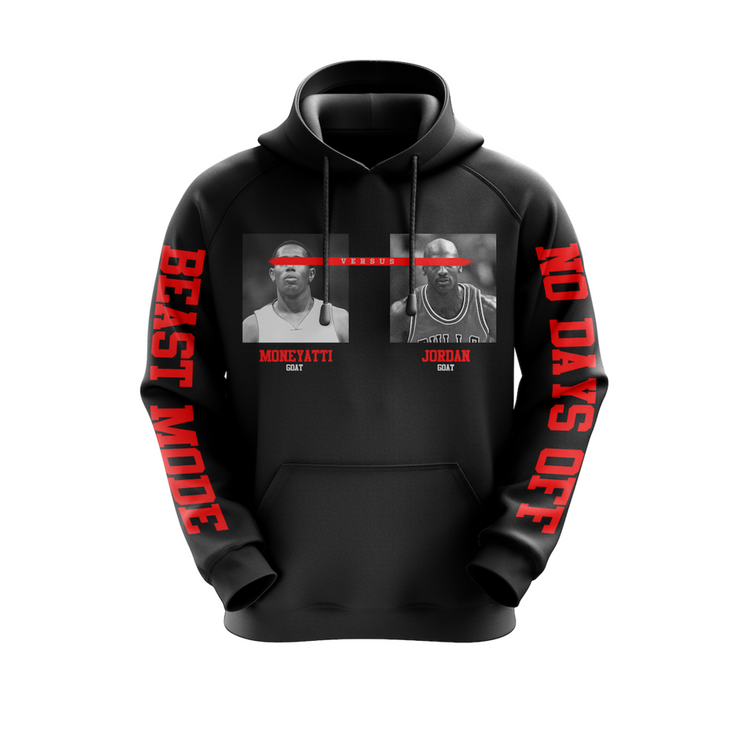 MoneYatti Limited Edition The Goats Hoodie