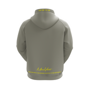 MoneYatti Limited Edition Master Crunch Gray Hoodie - Hot Gear