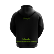 Moneyatti Signature Series Black Green Track Set (Hoodie & Jogger)