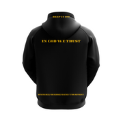 MoneYatti Keep it 100 black Women's hoodie - Hot gear