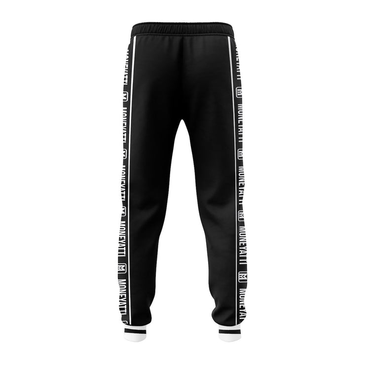 MoneYatti Millionaire Team Black track suit (Jacket & Pant)