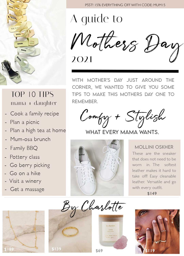 the cove boutique mothers day
