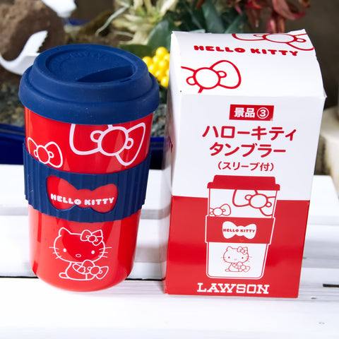 Hello Kitty tumbler SANRIO, LAWSON Collab