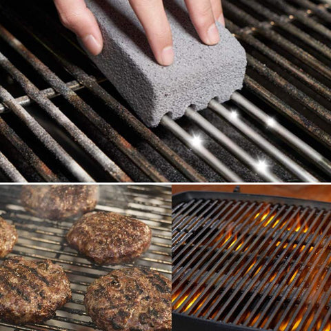 Grill Griddle Cleaning Brick Block - Dee Smart Kitchen
