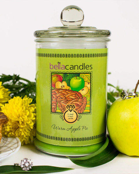 Warm Apple Pie Candle