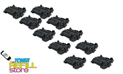 10 Pack CC364X Premium Compatible Toner Cartridges for the HP LaserJet P4015, P4515, P4015dn