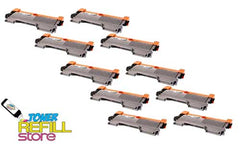 10 Pack Premium Compatible Toner Cartridges for the Brother TN450 TN-450 HL-2220 MFC-7860