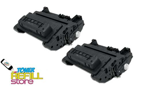 2 Pack CC364X Premium Compatible Toner Cartridges for the HP LaserJet P4015, P4515, P4015dn