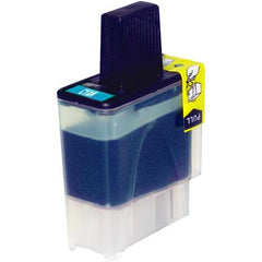 Brother LC41C LC41 Cyan Compatible Ink Cartridge